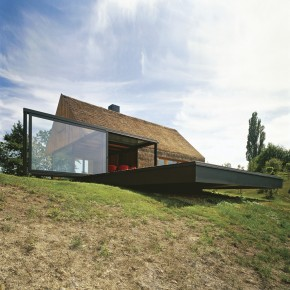 The Contemporary Interpretation of a Traditional Zagorje House, Kumrovec, Croatia