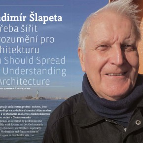 Interview with Vladimír Šlapeta