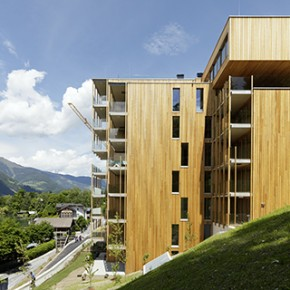 Henke Schreieck Architekten: Expansion of Hotel Bellevue, Lake Zell, Salzburg