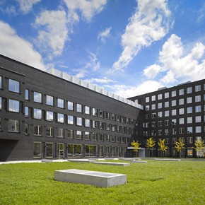 Pelčák a Partner Architekti: Faculty of Informatics Masaryk University, Brno