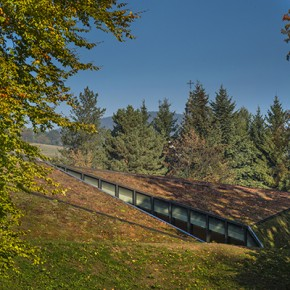 Petr Hajek Architekti: Krkonoše Mountains Centre for Environmental Education, Vrchlabí, Czech Republic