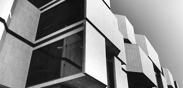 Milan Mihelič: The Stoteks Department Store, Novi Sad, Serbia, 1968-1972
