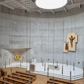 dans architects: St John Bosco Church, Maribor, Slovenia