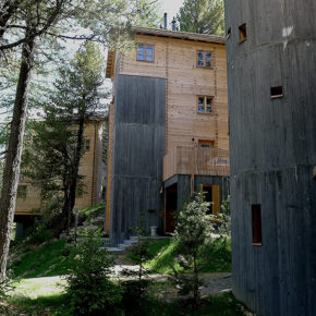 Winkler+Ruck Architekten  Houses in the Forest, Turracher Höhe, Carinthia, Austria