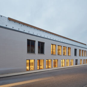 Atelier Tišnovka Extension of the Catholic grammar school in Třebíč, Czech Republic