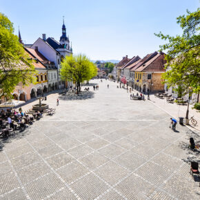 ATELIERarhitekti: Renovation of the Main Square in Novo mesto, Novo mesto