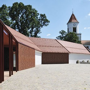 Manor House of the Castle in Ormož, Slovenia