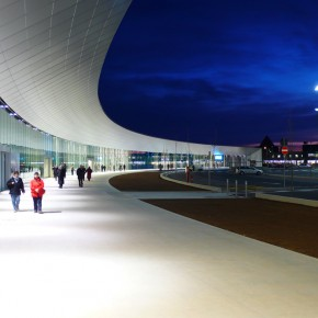 """The """"Terminal Nord"""" Shopping Centre in Udine, Italy"""
